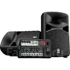 <b>Комплект профессиональной акустики Yamaha</b> Stagepas 600BT ...