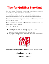 stop smoking tips  stop smoking tips