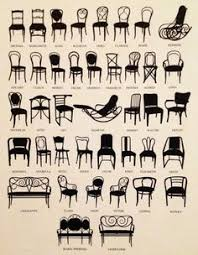 bent chair id thonet patented a process of bending under heat several layers of wood veneer glued together and laminatedand used the new material to antique chair styles furniture e2