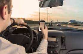a simple solution for distracted driving wsj