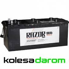 """Купить <b>грузовой</b> аккумулятор """"<b>RAZOR</b>"""" <b>грузовые 190Ач</b> п/п конус в ..."""