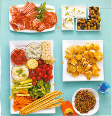 Image result for snacks in party
