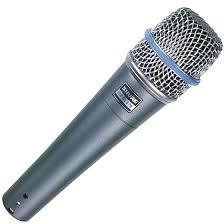 Купить вокальный <b>микрофон shure beta</b> 57a по цене от 14800 ...
