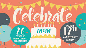bible talks mbm multicultural bible ministry a church for celebrate mbm anniversary