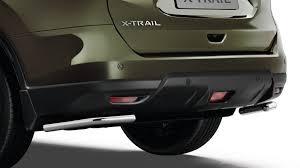Аксессуары для нового Nissan X-Trail