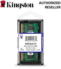 <b>Kingston</b> Value RAM <b>4GB 1600MHz</b> PC3L-12800 <b>DDR3L</b> 1.35V ...