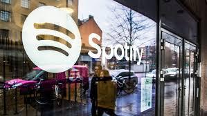 Spotify stäms på miljarder - Kultur | SVT.se