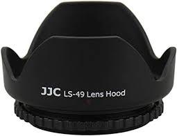 JJC LS-49 Universal 49mm Flower Petal Lens Hood ... - Amazon.com