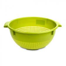 <b>Дуршлаг</b>, диаметр <b>26</b> см, пластик, цвет <b>зеленый</b>, 2126221A ...