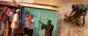 Image result for Nigeria Naval officers abuse lady
