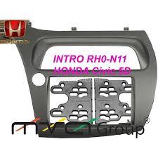 <b>Переходная рамка</b> для Honda Civic 06+ (<b>Intro RHO</b>-<b>N11</b>) - купить ...