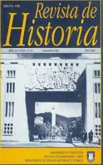 Resultado de imagen para Departamento de Ciencias Históricas y Sociales de la Universidad de Concepción