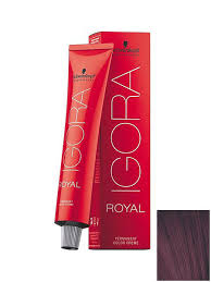 Краситель для <b>волос Igora</b> Royal 6-99 Темный русый ...