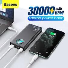 <b>Baseus 30000mAh Power Bank</b> USB C Fast 30000 mAh Powerbank ...