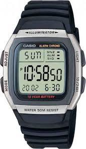 <b>часы</b> наручные <b>Casio W</b>-<b>96H</b>-<b>1A</b>