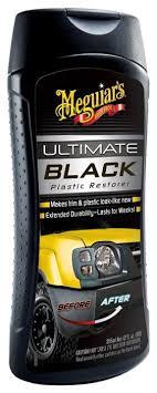 Meguiar's <b>Средство для восстановления</b> черного пластика ...