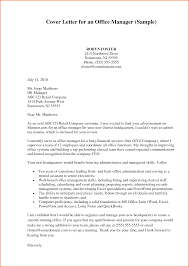 9 office manager cover letter budget template letter office manager cover letter sample