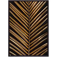 <b>Постер в рамке Дом</b> Корлеоне Золотая пальмовая ветвь 40x60 см