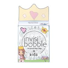 <b>Invisibobble</b> Clear Sparkle <b>Kids</b> Hair Ties | Ocado