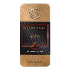 <b>Шоколад Golden Dessert горький</b> 72% какао-продуктов десерт ...