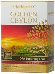 Купить <b>Чай черный Heladiv</b> OPA Premium Black Tea, 100 г по ...