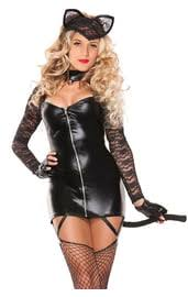 Кружевной костюм <b>секси кошечки</b> - купить на Vkostume.Ru ...
