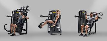 selection strength equipment technogym selection pro
