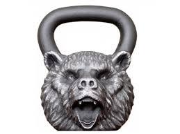 Купить <b>гирю Iron head</b>, <b>Медведь</b>, 32 кг по цене от 0 рублей - гирю ...