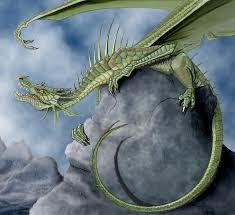 ...draci posedávali všude...