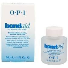 <b>OPI Bond Aid</b> pH Balancing Agent 1 oz | Universal Nail Supplies