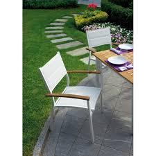 Tavolo In Teak Manutenzione : Tavolo da giardino teak e alluminio avorio calvi san marco