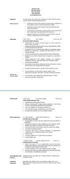 resume samples from the right resume registered nurse resume registered