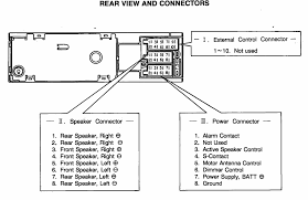 jensen car radio wiring diagram jensen wiring diagrams online