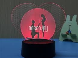Настольные <b>3D лампы</b> купить в Минске в интернет-магазине Zed ...