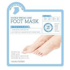 <b>Маска для ног</b> - Double & Zero Double Special Care Foot Mask