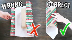 Life-Changing <b>Gift Wrapping</b> Hacks - YouTube