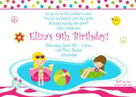 pool party invitations templates ideas invitations ideas pool party invitations beach ball