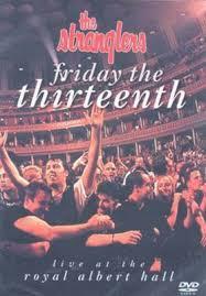 The <b>Stranglers</b> - <b>Friday</b> The Thirteenth - DVD - musicMagpie Store