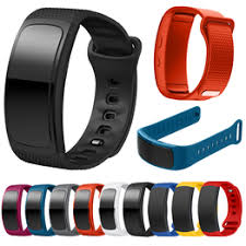 Hot Silicone Watch Band For Samsung Gear Fit 2 Smart ... - Vova
