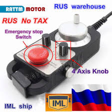 <b>EU</b> ship free VAT Emergency stop hand wheel Universal <b>CNC</b> ...