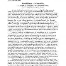expository essay examples for th grade general writing tips     how to write expository essay examples for expository essay outline example title sample examples of