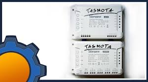 Flashing Tasmota on Sonoff <b>4CH R3</b> and 4CHPRO <b>R3</b> - YouTube