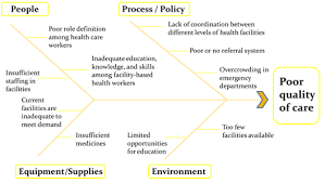 root cause analysis tools   yale casea fishbone diagram helps leaders identify multiple causes of a single problem  the diagram takes its   from its shape  which resembles the skeleton of a