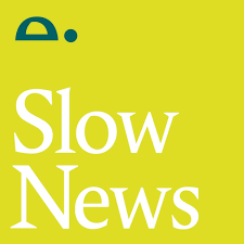 The Slow Newscast from Tortoise Media