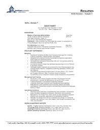 resume skill list resume skill list 2314