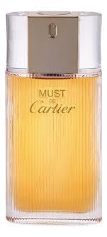 Cartier <b>Must De Cartier</b> - купить в Москве женские духи ...