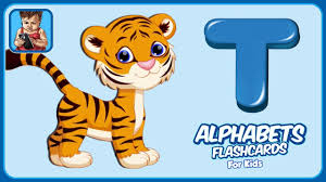 Alphabet for Kids with <b>Animals</b> * <b>English</b> ABC Flashcards * Learn ...