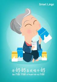 Nai for <b>Grandma</b>: Nai for Milk | <b>Chinese language</b>, <b>Chinese</b> english ...