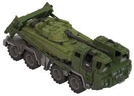 Набор техники <b>Нордпласт</b> Военный тягач <b>Щит с</b> танком (258) 56 см