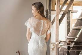 <b>Wedding</b> Dresses with <b>Illusion</b> Necklines: 27 of Our Favourite Styles ...